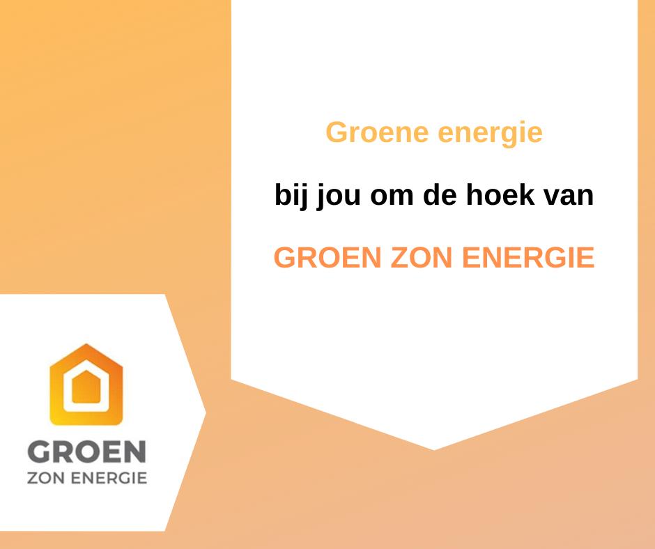 groene energie luttelgeest zonnepark groen zon energie