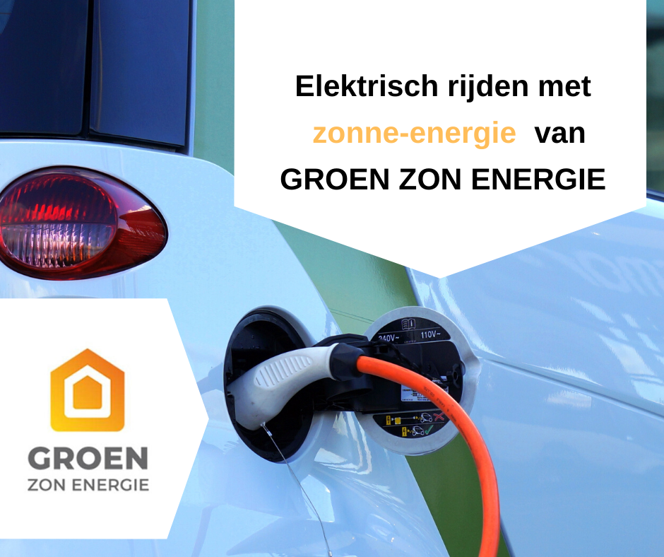 Groen elektrisch rijden