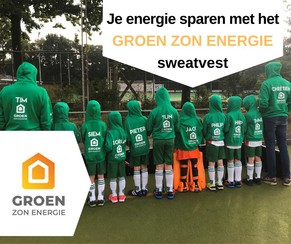Lekker warm met Groen Zon Energie